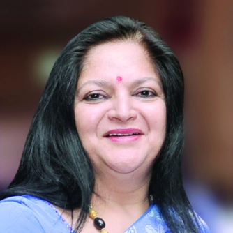 Respected Chairperson Maam