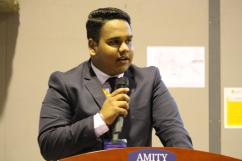 Aryan Kumar | Vice Chair CCPCJ